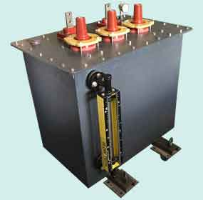 High Frequency High Voltage Transformer